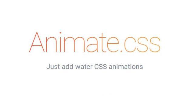 用wow.js配合animate.css来让页面滚动变得有趣起来~